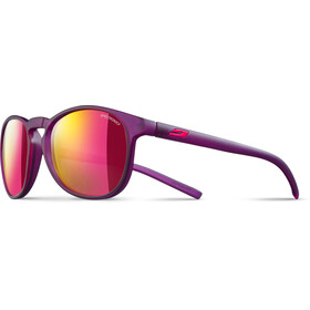 Julbo Fame Spectron 3CF Aurinkolasit 10-15Y Lapset, matt translucent purple-multilayer pink